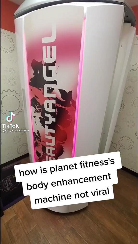 Planet Fitness Body Enhancement Machine Video In 2021 Planet Fitness Workout Fitness Body Body