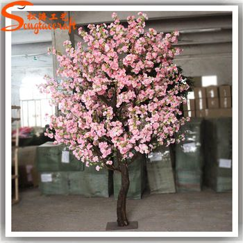 Https Www Alibaba Com Product Detail St Cr39 Slim Tree Artificial Pink 60585816161 Html Artificial Cherry Blossom Tree Cherry Blossom Tree Slim Tree