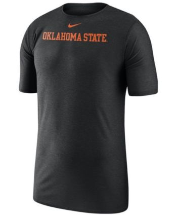 3c900bd6fddb Nike Men s Oklahoma State Cowboys Player Top T-Shirt - Black L