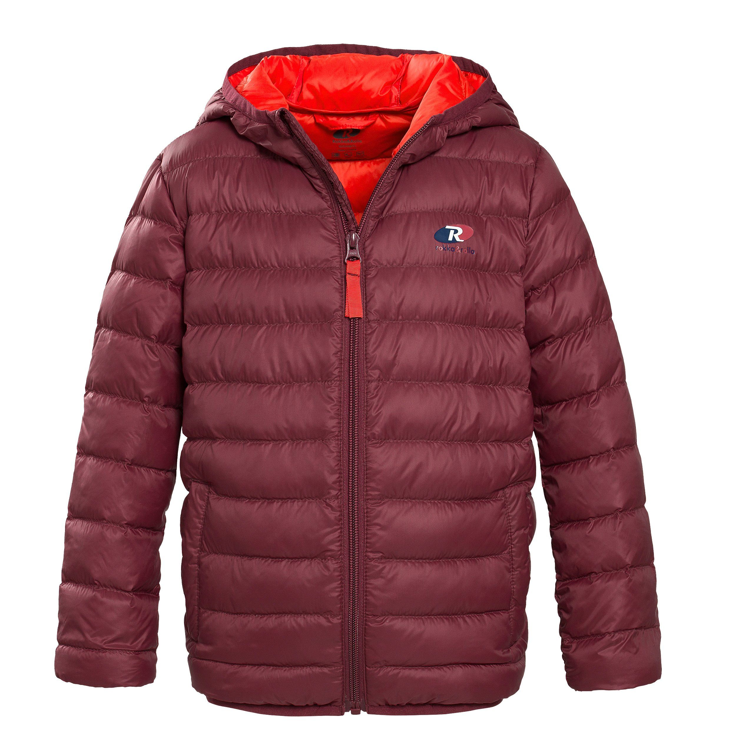 Rokka Rolla Boys Ultra Lightweight Hooded Packable Puffer Down Jacket Extra Warmth Qulited Hooded Down Jacket Featuring Standin Down Jacket Jackets Rolla [ 2558 x 2500 Pixel ]