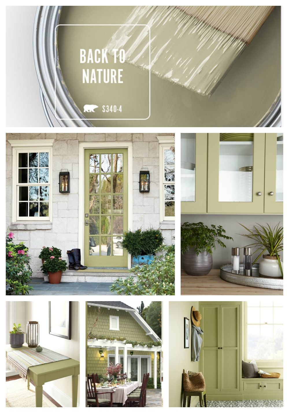 2020 Colors of the Year Exterior house colors, Family