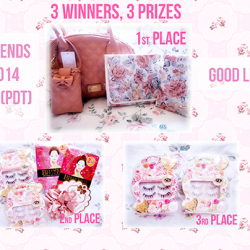 3 #Beauty Winners ^_^ http://www.pintalabios.info/en/fashion_giveaways/view/en/2194 #International #Fashion #bbloggers #Giveaway