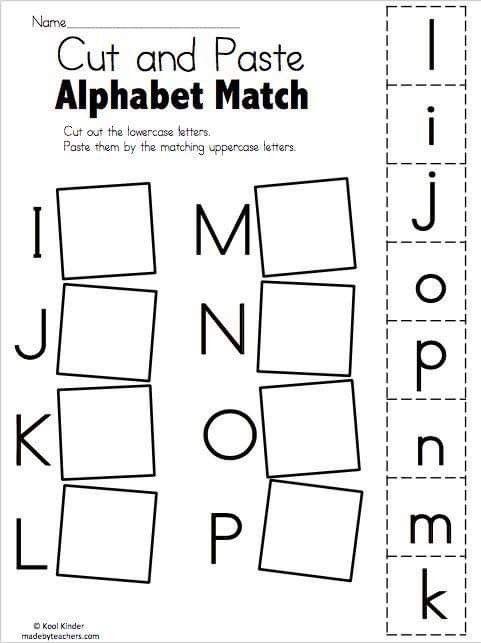 Pin By Lisa Spencer Green On Jubchayworksheet Alphabet Worksheets Kindergarten Free Preschool Worksheets Alphabet Worksheets Preschool Preschool letter matching worksheet