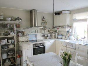 Mobili Ikea Shabby : Casa shabby chic arredata con mobili ikea: foto degli interni