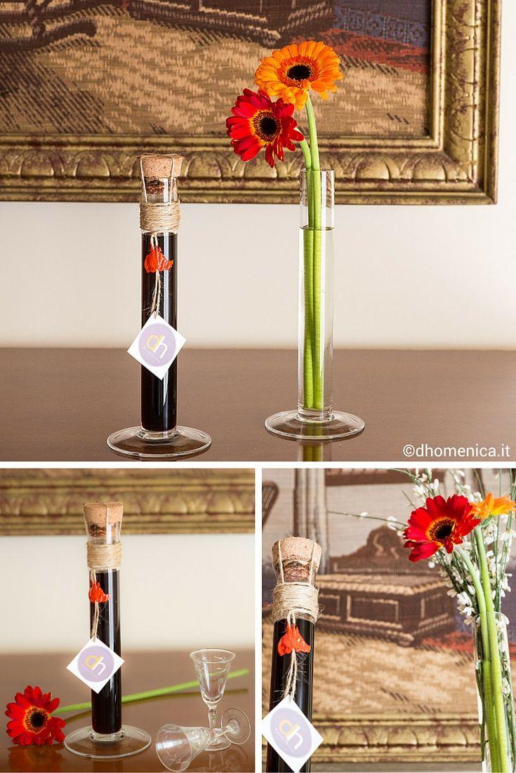 Un portafiori ikea che diventa originale bottiglia per il - Portafiori ikea ...