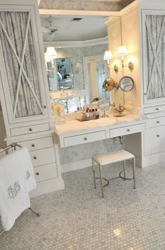 Vanity Makeup Built In For Master Bedroom Bathroom Built In Vanity Home House