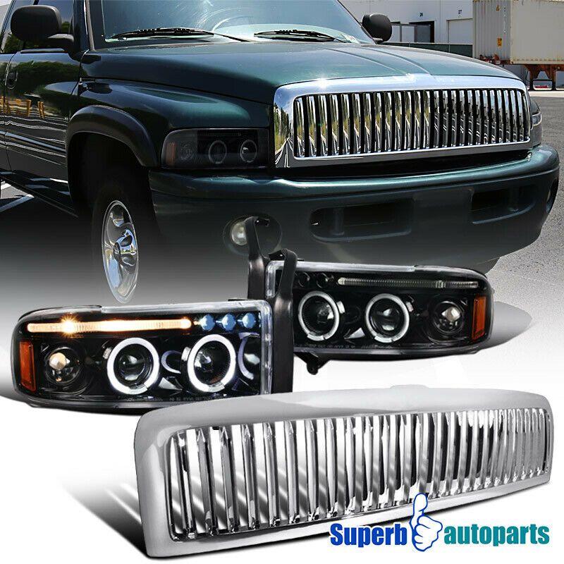 2001 Dodge Ram 1500 Led Headlights