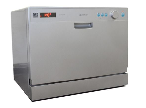 If You Re Short On Space And Need A Dishwasher The Edgestar Dwp61es Is An Ideal Choice It Costs A Little More Than Its Competitors But It Also Offers A Count Countertop