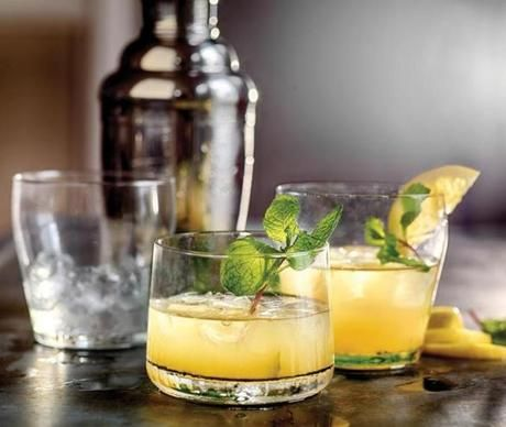 Smash it up! Kentucky Derby drinks.