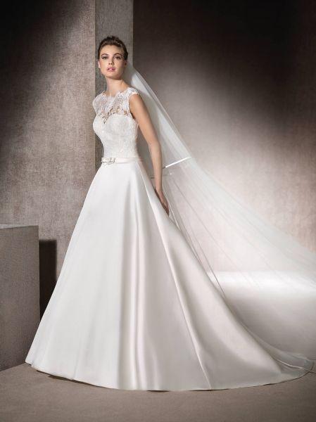80 vestidos de novia st. patrick 2017 que ¡te harán soñar! image: 66