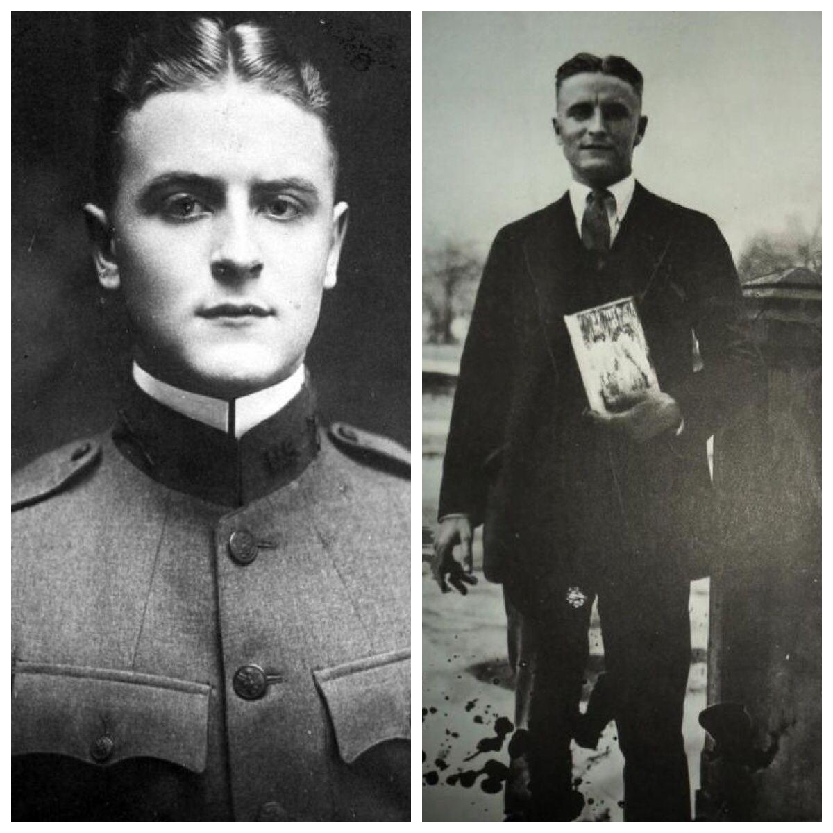 F Scott Fitzgerald Army F. Scott Fitzgerald-Ar...