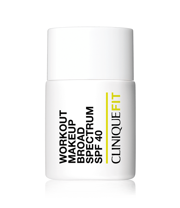 CliniqueFIT™ Workout Makeup Broad Spectrum SPF 40 (With