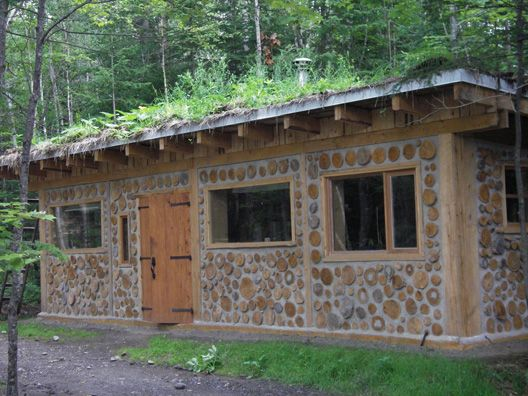 bois cord archibio home autoconstruction cordwood pinterest building cordwood. Black Bedroom Furniture Sets. Home Design Ideas