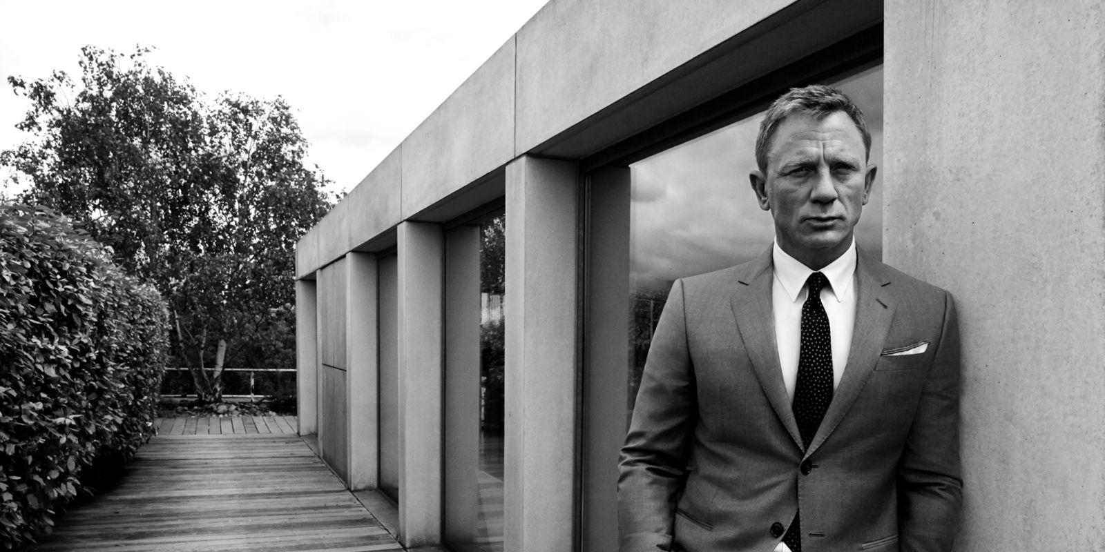 Daniel Craig On His Decade As 007 Daniel craig, James