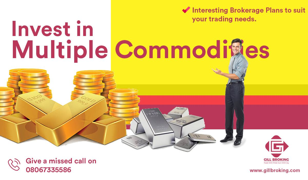 Start Online Gold Silver Trading Today Get In Touch With Gillbroking Ad Know The Latest Commodity Market Price Before Investing