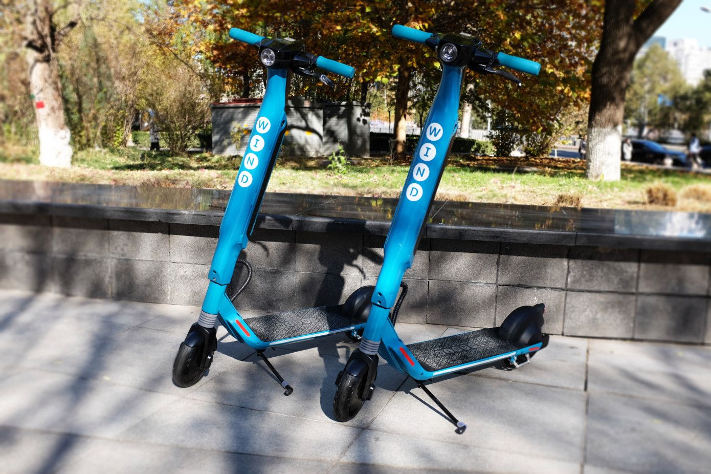 Berlin Based Wind Mobility Raises 22m For Its E Scooter Rental