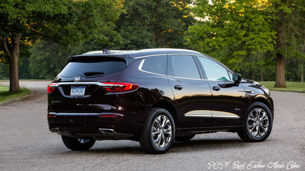 7 Buick Enclave Review Pricing Performance Features Seating