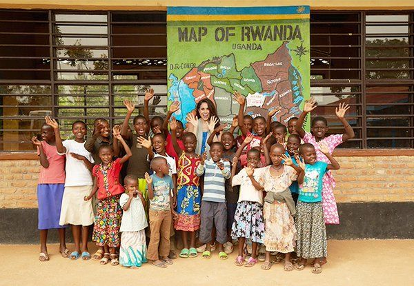 Meghan markle with children in rwanda meghanmarkle rwanda meghan markle with children in rwanda meghanmarkle rwanda worldvisionwater gumiabroncs Choice Image