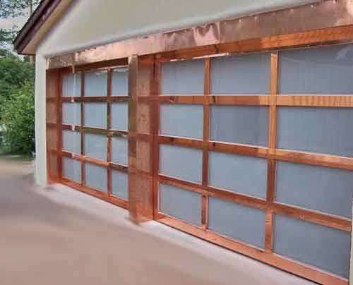 Contemporary Aluminum Clear Tempered Glass Garage Door Glass Garage Door Garage Door Design Garage Doors