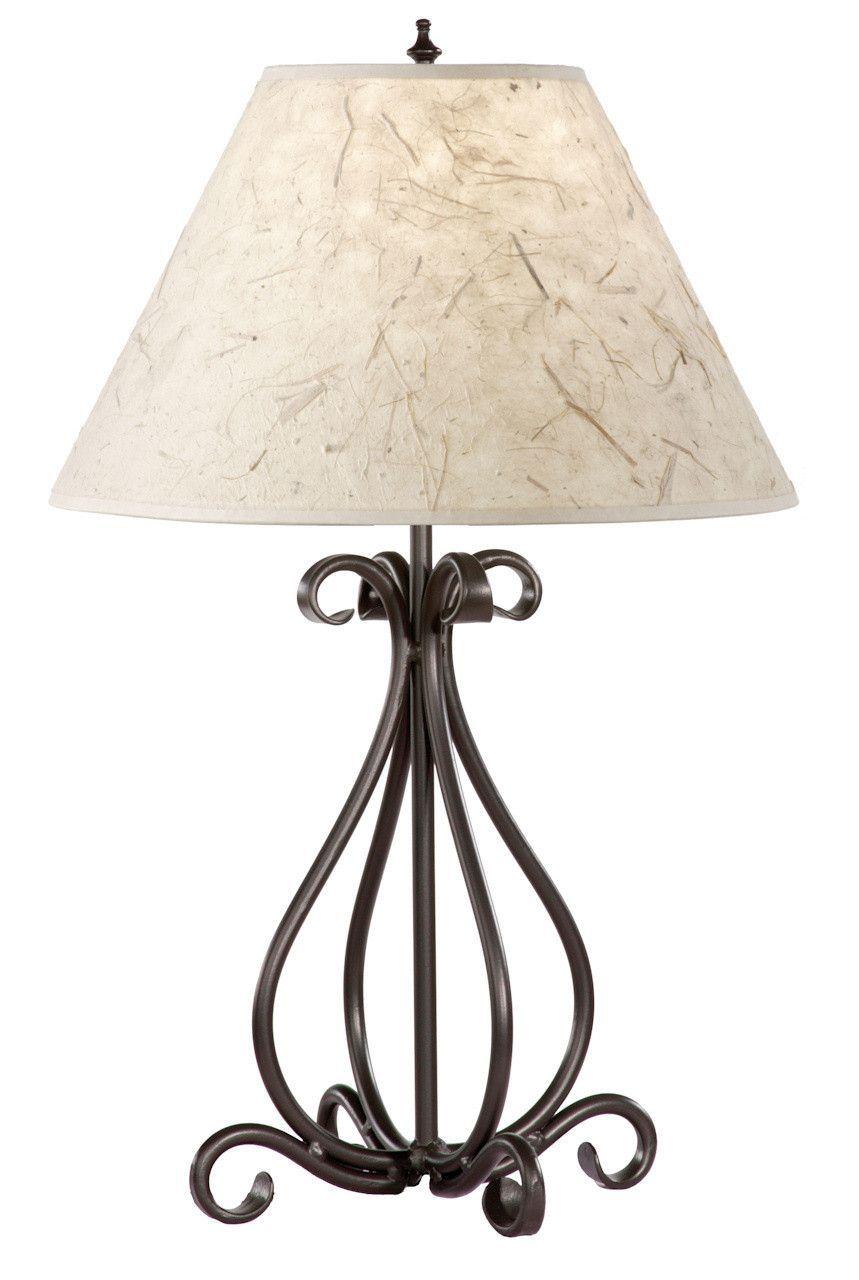 Stone County Ironworks 901 594 Waterbury Iron Table Lamp
