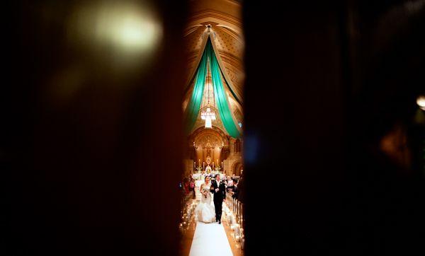Such a great wedding ceremony photo from Otto Schulze, via JunebugWeddings.com