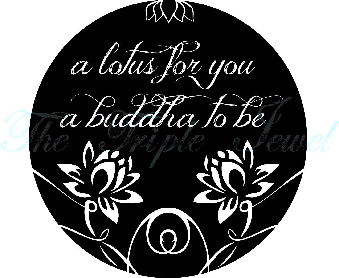 d4884993 Popular items for lotus flower print on Etsy | Believe It | Lotus ...
