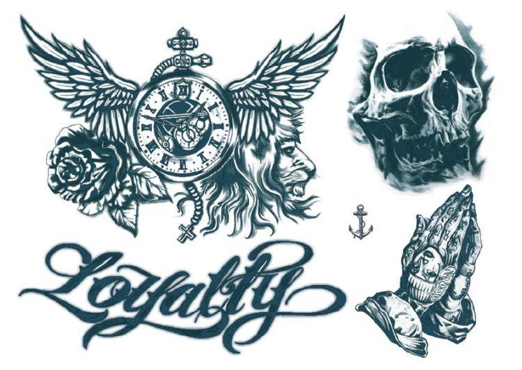 Pin By Cj Molina On Art Gangsta Tattoos Temporary Tattoos Tattoos