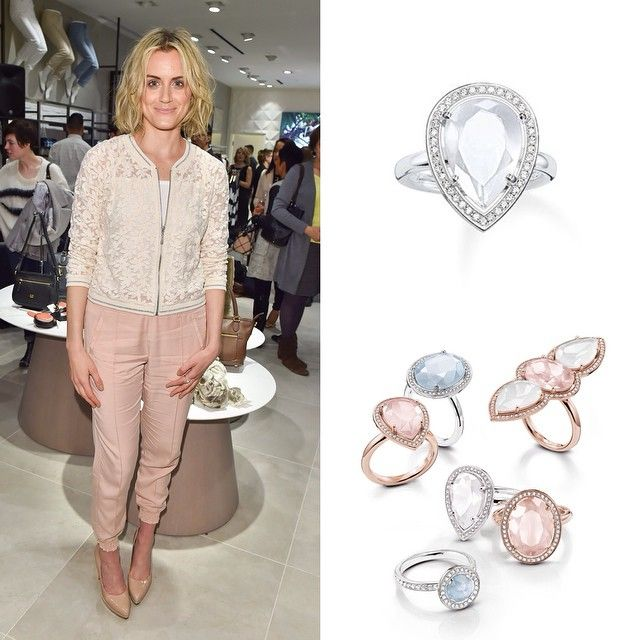 Lovely Taylor Schilling spotted wearing THOMAS SABO!