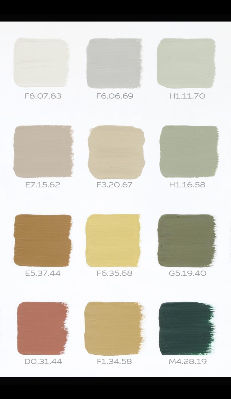 18:30 il nuovo decorativo sikkens alpha heritage. Colour Futures Sikkens Tavolozze Dei Colori Palette Dei Colori Colori Vernici