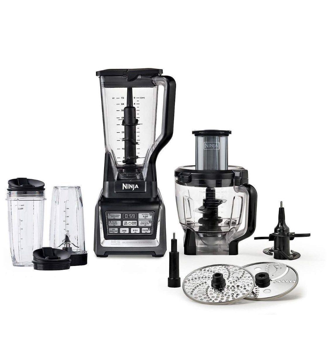 Brand new ninja kitchen system auto iq one touch