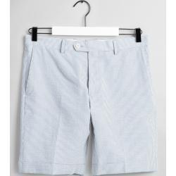 Gant Seersucker City Shorts (Weiß) Gant #outfitswithshorts