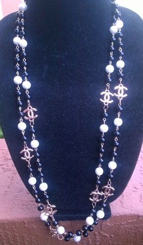 Outstanding 72 CHANEL Inspired Pearl Necklace MariaLuisa