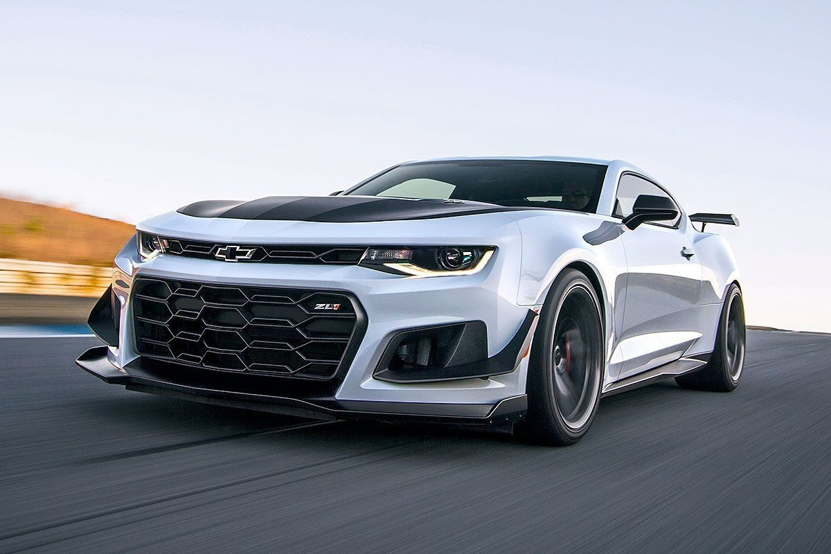 2021 The All Chevy Camaro Performance and New Engine
