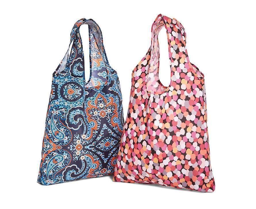Vera Bradley Reusable Ping Bags Ebay Fashion