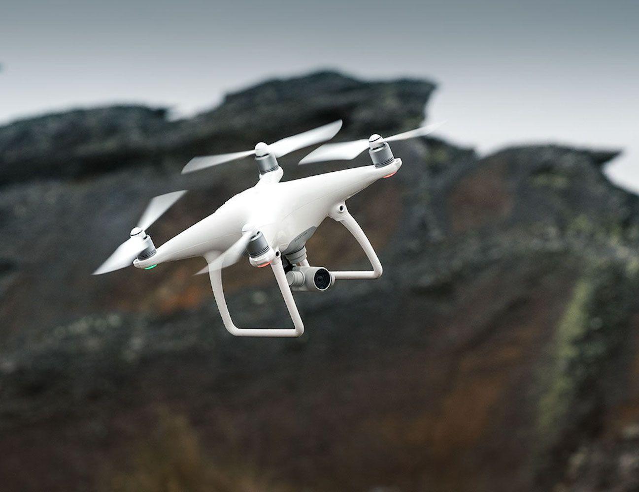 Photo of PHANTOM 4 Pro Drone by DJI