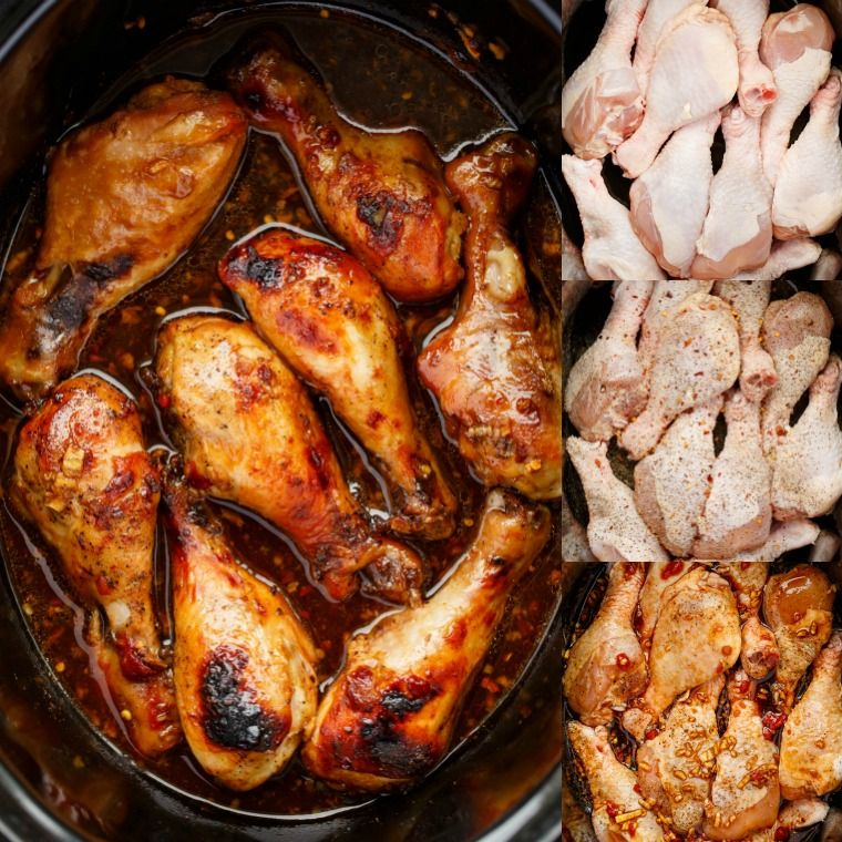 Slow Cooker Chicken Drumsticks Asian Style Yellowblissroad Com Recipe Slow Cooker Asian Drumstick Recipes Slow Cooker Asian Chicken
