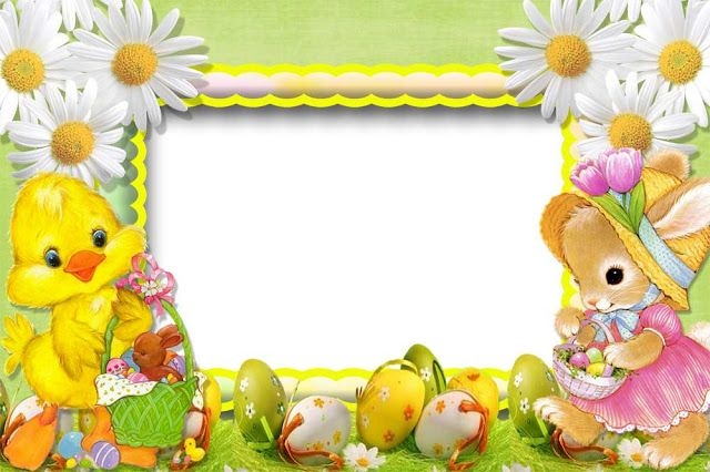 png frame happy easter frame easter photo frames holiday photo frame photoshop frame happy easter happy