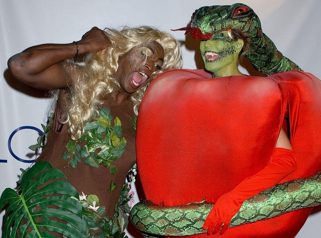 2006 from Heidi Klum's Halloween Costumes   E! Online