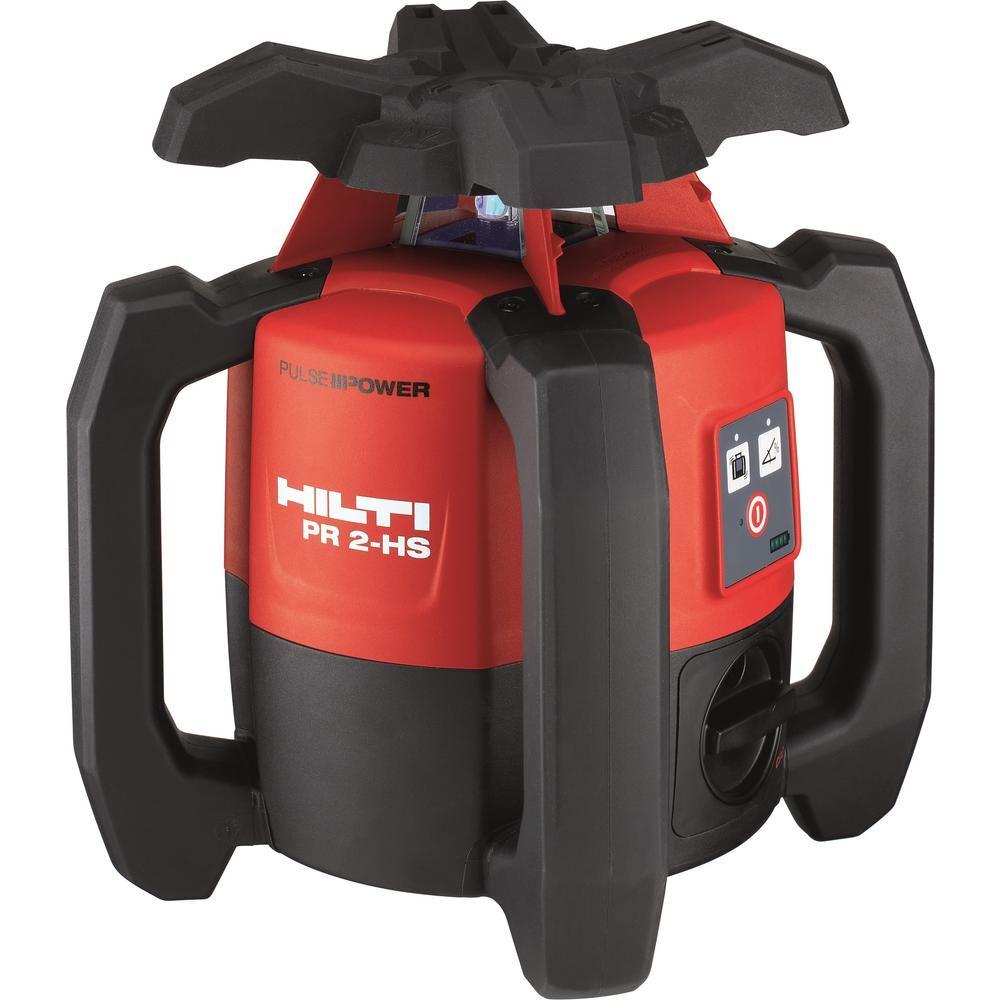 Hilti PR 2HS Rotating Laser Level Kit Laser levels
