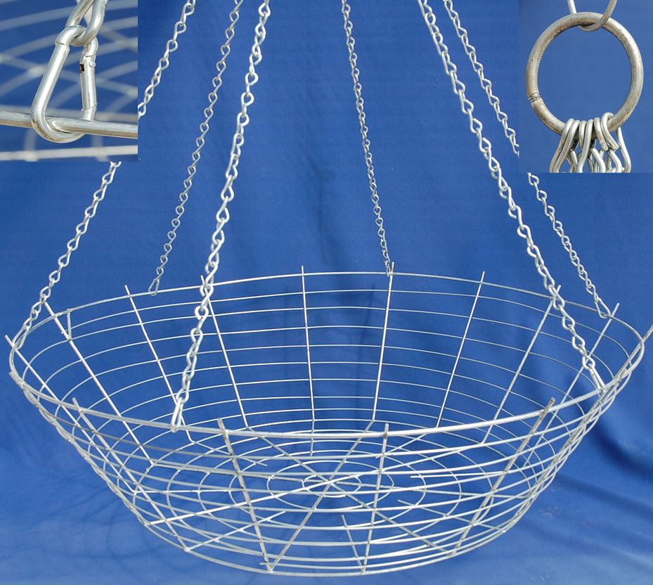 Chain Hanger For Large Hanging Baskets 39 Long Hanging Baskets Hanging Hanging Planters