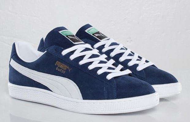 official photos 89552 02a6f The 30 Most Influential Sneakers of All Time9. Puma Suede ...