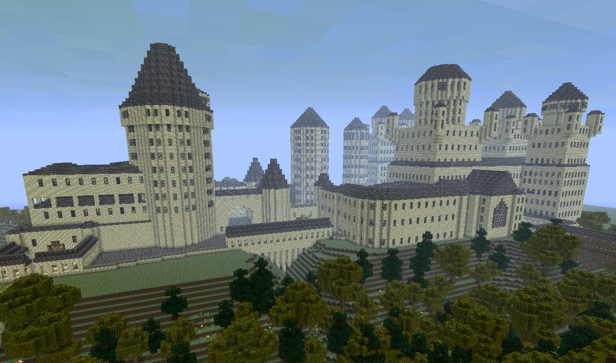 Hogwarts Minecraft Map Download Review Hogwarts Minecraft Minecraft Maps Download Hogwarts