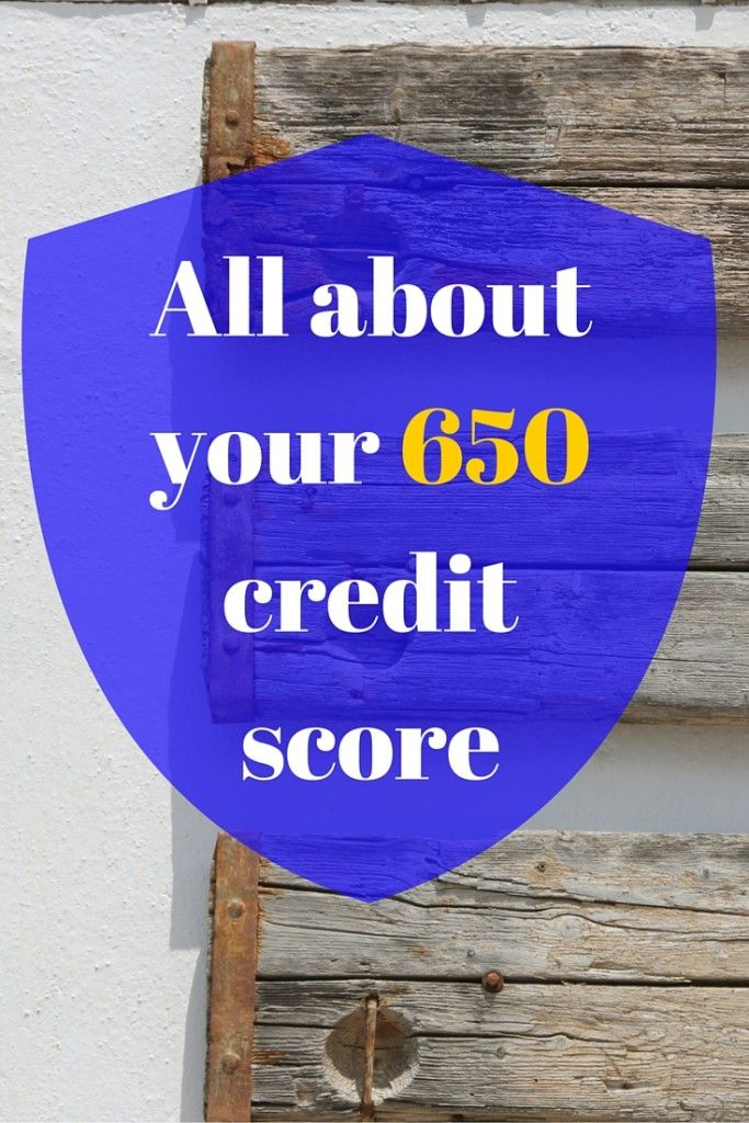Is A 650 Credit Score Good What Loans Can I Get With It
