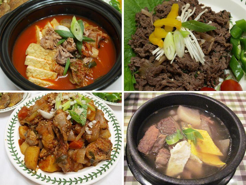 Top 3 Local Halal Food In Korea Hhwt Halal Recipes Food Halal