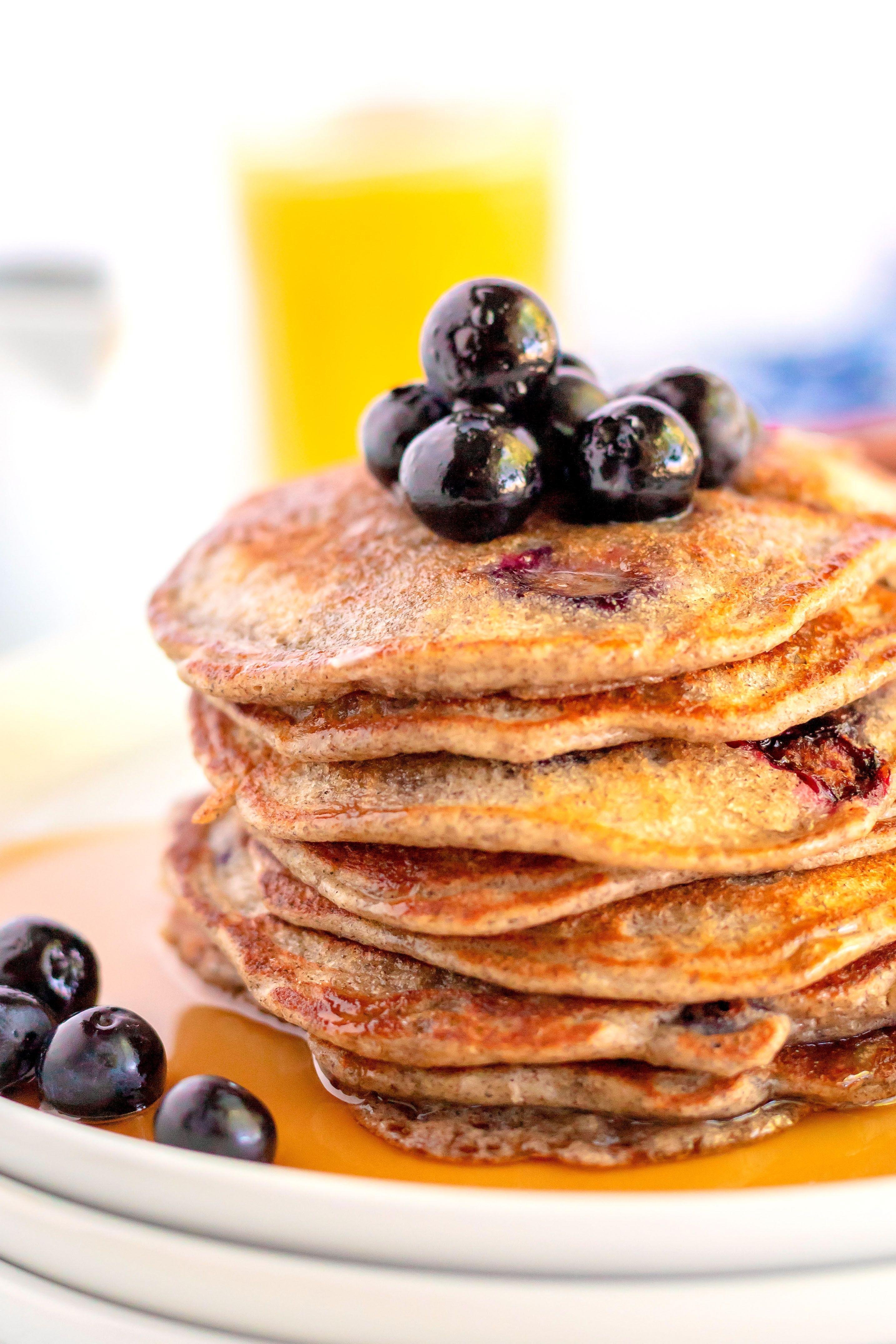 Buttermilk Buckwheat Pancakes Homemade Pancake Recipe Breakfast Quiche Recipes Breakfast Recipes Casserole