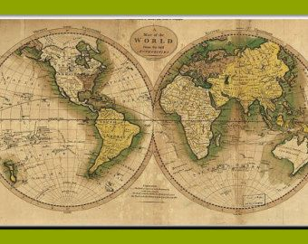Map of the world ancient map old world maps 25 pinterest map of the world ancient map old world maps 25 gumiabroncs Gallery