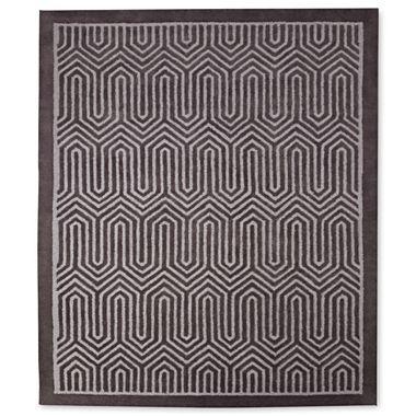 Chevron Wool Rectangular Rugs