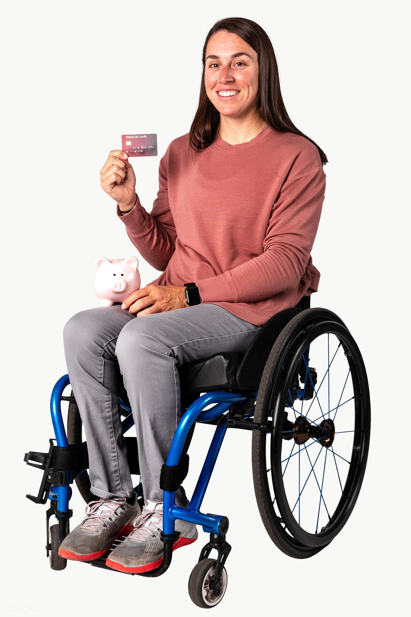 Download Premium Png Of Cool Woman On A Wheelchair Showing A Premium Png Woman Drawing Fit Couples