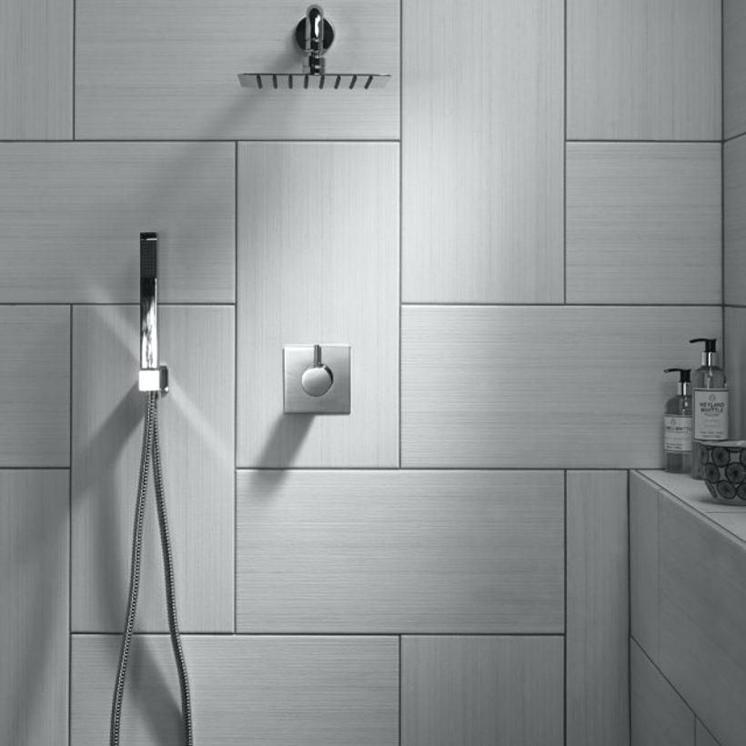 Image Result For Bathroom White Tiles Black Wall Paint Small