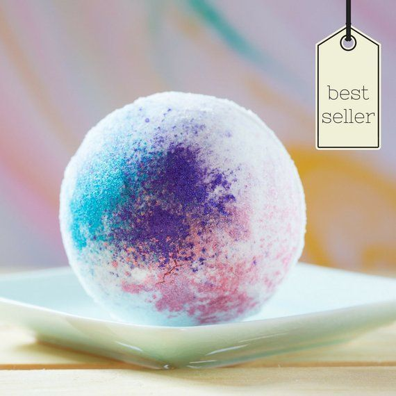 Unicorn Bath Bomb |Vegan Cruelty Free Shipping Gifts for Her Gifts Housewarming Party Favor